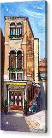 Classic Venice Acrylic Print
