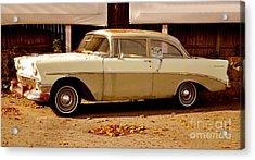 Classic Vintage Car Acrylic Print
