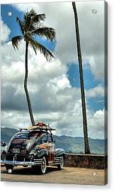 Classic Woody Acrylic Print by DH Visions Photography