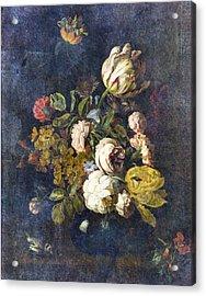Classical Bouquet - S0104t Acrylic Print