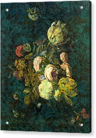 Classical Bouquet - S04bt01 Acrylic Print