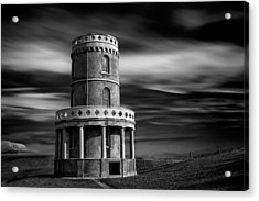 Clavell Tower Acrylic Print