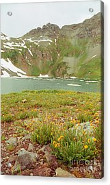 Clear Lake Acrylic Print