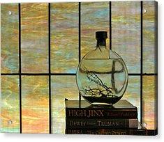 Clear On Color Acrylic Print