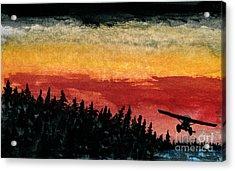 Clearance  Acrylic Print by R Kyllo