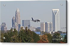 Cleared To Land Acrylic Print