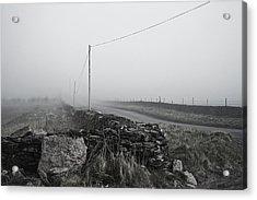 Clearing Fog Acrylic Print