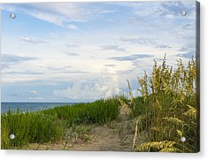 Clearing Sky Acrylic Print
