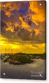 Clearing Skies Acrylic Print by Marvin Spates
