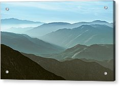 Clearing Your Head Acrylic Print