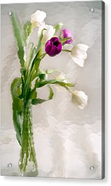 Clearly Different Acrylic Print