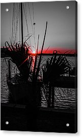Clearwater Sunrise Acrylic Print