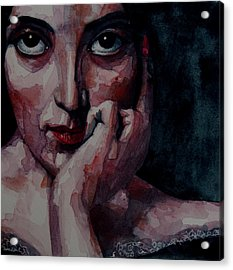Clementine Acrylic Print by Paul Lovering