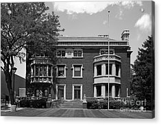 Cleveland State University Mather Mansion Acrylic Print by University Icons