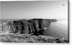 Cliffs Of Moher Acrylic Print by Alan Hogan