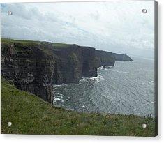 Cliffs Of Moher II Acrylic Print