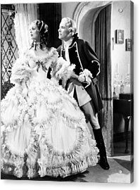 Clive Of India, From Left, Loretta Acrylic Print by Everett