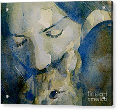 Close My Eyes Lullaby Me To Sleep Acrylic Print by Paul Lovering