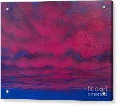 Cloud Art Acrylic Print