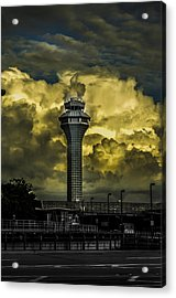 Cloud Control Acrylic Print
