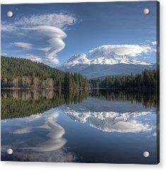 Cloud Dance Acrylic Print