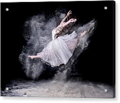 Cloud Dancer Acrylic Print