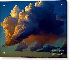 Cloud Family Acrylic Print