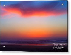 Cloud Hold The Sun Acrylic Print