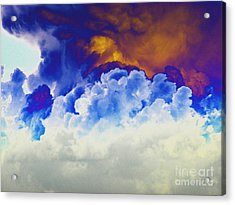 Cloud Nine Acrylic Print