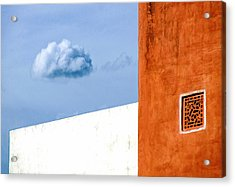Cloud No 9 Acrylic Print by Prakash Ghai