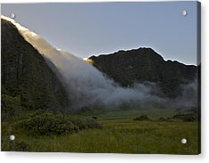 Cloud River Acrylic Print by Brian Governale