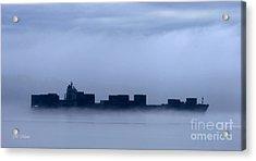 Cloud Ship Acrylic Print