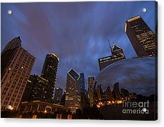 Cloud Skyline IIi Acrylic Print