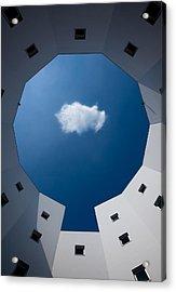 Cloud Acrylic Print by Sobul