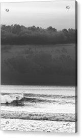 Cloud Surfer Acrylic Print by Ocean Photos