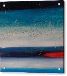 The Night Sky #1 Acrylic Print