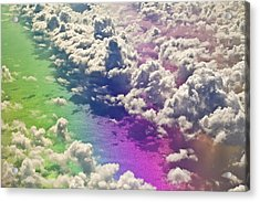 Clouds #1 Acrylic Print