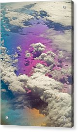 Clouds #3 Acrylic Print