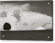 Acrylic Print featuring the photograph Clouds by Amarildo Correa