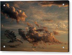 Clouds For Rembrandt Acrylic Print