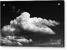 Clouds Over The Palouse Acrylic Print