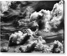 Cloudscape 3 Acrylic Print