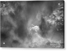 Cloudscape No. 6 Acrylic Print by David Gordon