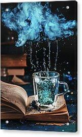 Cloudy Days Acrylic Print