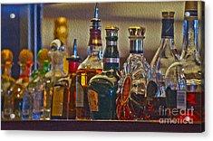 Clubbing Acrylic Print