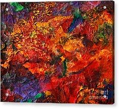 Cme Explosion Acrylic Print