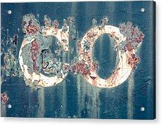 CO Acrylic Print by Takeshi Okada