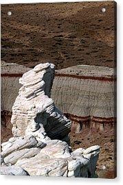 Coal Mine Mesa 14 Acrylic Print