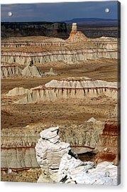 Coal Mine Mesa 19 Acrylic Print