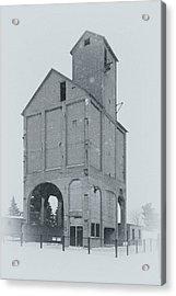 Coaling Tower Acrylic Print